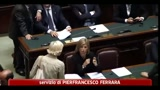 24/05/2011 - Decreto Omnibus, Camera vota fiducia con 313 si