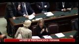 24/05/2011 - Decreto Omnibus, Camera vota fiducia con 313 si
