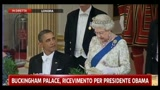 Buckingham Palace, ricevimento per il presidente Obama