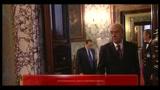 25/05/2011 - Berlusconi - Bossi, patto con Lega contro governo tecnico