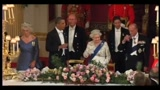 Obama a Londra, incontro con la regina a Buckingham Palace