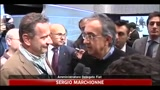 Fiat, Marchionne. al 51% Chrysler nel quarto trimestre