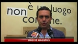 25/05/2011 - De Magistris: nessuna aggressione, tentativi di avvelenamento