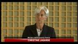 FMI, Lagarde: concorrerò a direzione generale anche se inquisita