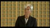 Christine Lagarde si è candidata alla guida del FMI