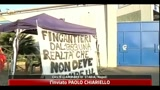 Fincantieri, devastato e occupato il comune di Castellammare
