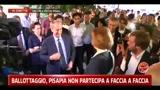 26/05/2011 - Ballottaggio Milano, faccia a faccia su Sky Tg24