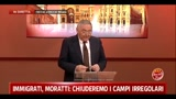 26/05/2011 - 4- Milano,  Moratti: piano governo territorio