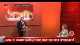 26/05/2011 - 5- Milano, Moratti: criminalità ed infiltrazioni mafiose
