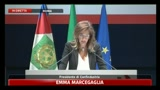 Marcegaglia: società italiana riconosca il merito