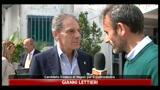 26/05/2011 - Napoli, De Magistris: Lettieri non è un candidato libero