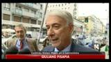 26/05/2011 - Milano, Pisapia: Moratti dovrebbe pensare a S. Giulia