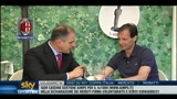 1000 giorni con noi, gli auguri di Allegri e del Milan a Sky Sport24