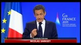27/05/2011 - Sarkozy: nessuna mediazione per Gheddafi