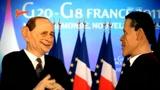 """27/05/2011 - Il G8 de Gli Sgommati, Berlusconi a Obama: """"Mi mandi J.Lo?"""""""