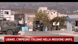 27/05/2011 - Libano, l'impegno italiano nella missione Unifil