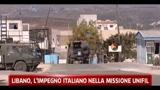 27/05/2011 - Libano, l'impegno italiano nella missione Unifil
