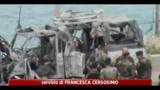 Attentato Libano, sei caschi blu italiani feriti