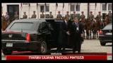 Obama a Varsavia: F16 in Polonia da basi da definire