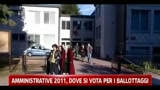 Amministrative 2011, dove si vota per i ballottaggi