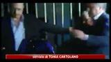 29/05/2011 - Sarah, si cercano tracce biologiche su auto Cosima Misseri