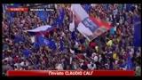 Iniziata a Belgrado la manifestazione pro Mladic