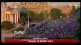 29/05/2011 - Nazionalisti in piazza a Belgrado, Mladic invita alla calma