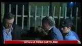 30/05/2011 - Sarah, si cercano tracce biologiche su auto di Cosima Misseri