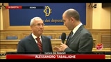 Amministrative 2011: parla Osvaldo Napoli, portavoce Pdl (ore 15.30)