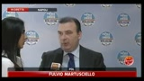 Amministrative 2011 Napoli: parla Fulvio Martuscello, esponente Pdl (ore 16)