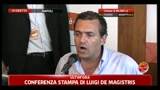30/05/2011 - De Magistris: sar il sindaco di tutti, opposizione sia concreta