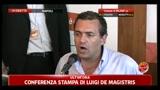 30/05/2011 - De Magistris: sarò il sindaco di tutti, opposizione sia concreta