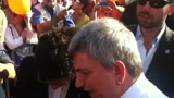 30/05/2011 - Milano,  Vendola in Piazza Duomo: Mi aspetto elezioni anticipate