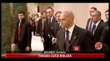 30/05/2011 - Ballottaggi, Berlusconi: è evidente che abbiamo perso