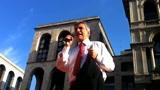 30/05/2011 - Milano, il discorso di Nichi Vendola in Piazza Duomo