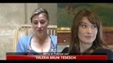 31/05/2011 - Bruni Tedeschi, Tutti per uno è un film di buon senso
