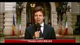 31/05/2011 - Ballottaggi, Berlusconi: maggioranza è solida