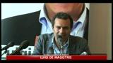 31/05/2011 - De Magistris: gli assessori li scelgo io, mi assumo responsabilità