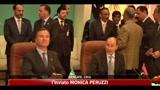 Bengasi, l'Italia firma memorandum intesa per aiuti alla Libia