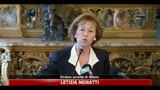 01/06/2011 - Milano, Moratti: bilancio positivo dei miei 5 anni
