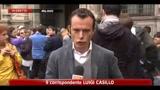 01/06/2011 - Milano, immagini del passaggio di consegna tra Moratti e Pisapia