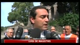 02/06/2011 - De Magistris: l'Italia deve essere unita nella diversit