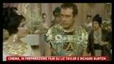 L'amore tra Liz Taylor e Richard Burton diventa un film