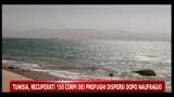 03/06/2011 - Tunisia, recuperati 150 corpi dei profughi dispersi dopo naufragio