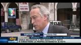 03/06/2011 - Calcio scommesse, Abete: saremo intransigenti con chi ha sbagliato
