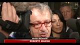 Alfano, Maroni: spero che rilancerà asse PDL