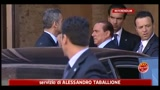 03/06/2011 - Primarie, Berlusconi: non sono contrario, ma no a infiltrati