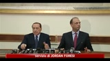 04/06/2011 - Colloquio al Quirinale tra Napolitano e Berlusconi