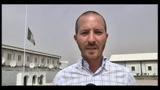 Ufficiale dei carabinieri di 50 anni ucciso in Afghanistan