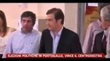 Elezioni in Portogallo, tracollo dei socialisti di Socrates